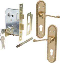 Mackie Lock Set Geo Cyl Gbl Scrl