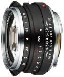 Voigtlander 40MM F 1.4 Black Nokton Sc Leica M Lens