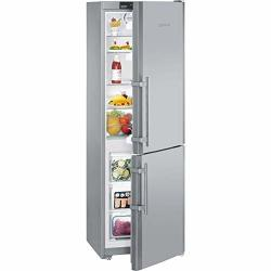 LIEBHERR 11.4-CUBIC Foot Counter-depth Bottom-freezer Refrigerator