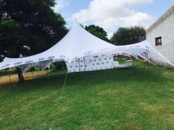 Decor Tents - Stretch - Non Waterproof - No Poles - 5M X 5M