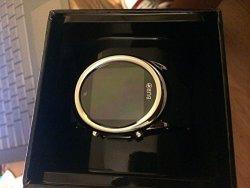 BURG 12 Smart Watch Black