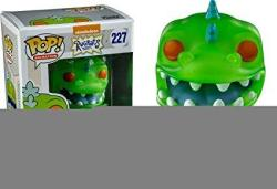 Funko Pop Television Rugrats Reptar Glow-in-the-dark Entertainment Earth Exclusive Action Figure