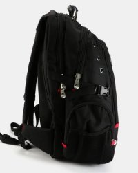 "Volkano Backpack 16"" Tough Series - Black"