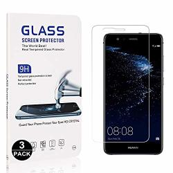 Bear Village Huawei P10 Lite Tempered Glass Screen Protector Anti Scratches 9H Hardness Screen Protector Film For Huawei P10 Lit