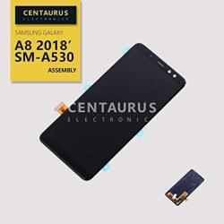 Centaurus Samsung A8 2018 Lcd Display Touch Screen Digitizer Full Replacement Assembly For Galaxy A8 2018 SM-A530 A530D A530N A5