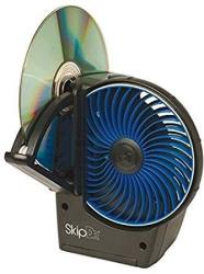 Skipdr DVD And Cd Motorized Disc Repair System