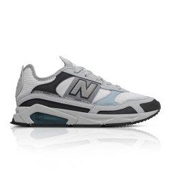 New Balance Women's X-racer White silver Sneaker