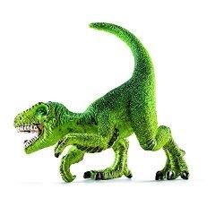 Schleich North America Schleich Velociraptor Toy Figure MINI