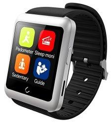 SkySea Bluetooth Smartwatch Phone Bluetooth Smart Watch Wristwatch Phone With Camera Touch Screen Sm