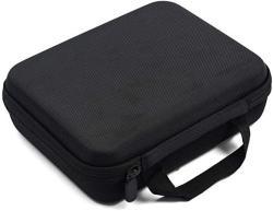 USA Hongyi Drone Handbag Carrying Case Box Bag For Rc Drone E58 JY018 JY019 Foldable Rc Fpv Drone Case Car Storage Bag Carrying Case Color : Black