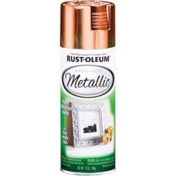 RUST-OLEUM 1937830 Metallic Spray Each Copper