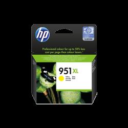 HP 951XL High Yield Original Yellow Ink Cartridge