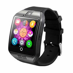 Eubell Smart Watch With Camera Q18 Bluetooth Smartwatch With Sim Card Slot Fitness Activity Tracker Sport Watch For Android Smartphones