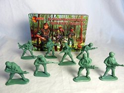 MARS Vietnam War U.s. Green Berets Offered By Classic Toy Soldiers Inc