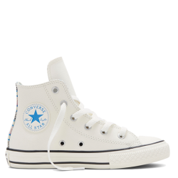 44994ca9bad300 Converse Chuck Taylor All Star Camp Craft Leather Kid s Hi Top - 12 ...