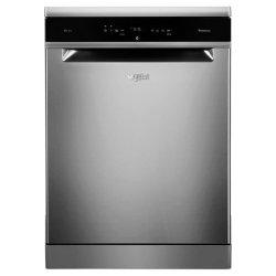 Whirlpool 14PL Inox Dishwasher - WFO3T133DFXSA
