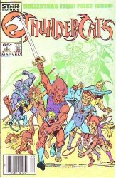Star Marvel Comics Thundercats 1 Survival Run Vol. 1