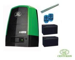 Centurion D5 Smart Sliding Motor Remotes Batteries & 4M Steel Rack