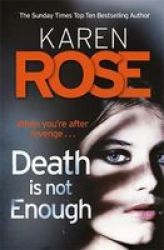 Death Is Not Enough The Baltimore Series Book 6 Paperback