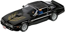 Carrera USA 20030865 Pontiac Firebird Trans Am Digital 1:32 Scale 132 Slot Car Racing Vehicle Black