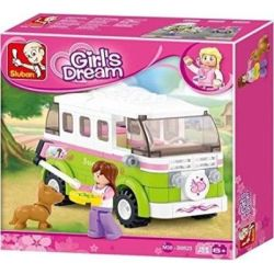 Sluban Girl's Dream - Touring Wagon