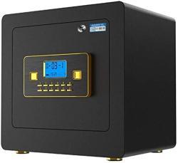 USA Kindlov-bes Digital Keypad Safe Box Office Home Electronic Safe Fingerprint Safe All Steel Anti-theft Password Small Alarm Safe For Home Office Scho