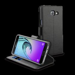 Muvit Folio Wallet For Galaxy A3 2017 Black