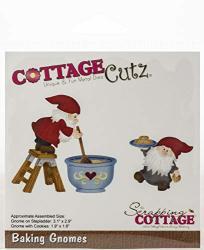 """CottageCutz Die-baking Gnomes 1.6"""" To 3.1"""