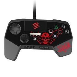 Mad Catz New Improved D-pad - Street Fighter V Fightpad Pro For PLAYSTATION4 And PLAYSTATION3 - Black - Playstation 4