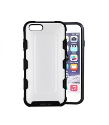 Astrum MC160 Shell Case for iPhone 6 in White