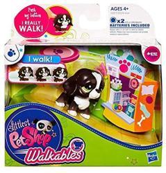 Littlest Pet Shop Walkables Figure 2121 Dog Toy