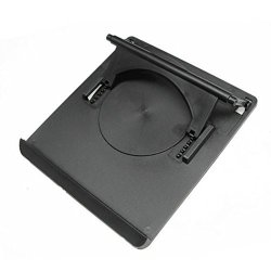 Pixnor Adjustable Laptop Stand Folding Notebook Laptop Cooling Stand Laptop Riser Holder