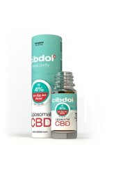 Cibdol 400mg CBD Oil Liposomal South Africa