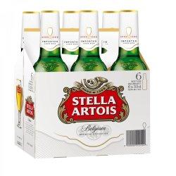 Stella Artois Belgian Lager Nrb 6X330ML