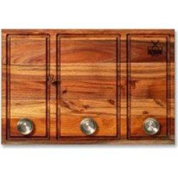 My Butchers Block Plankie Braai Board Large