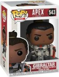 Pop Games: Apex Legends - Gibraltar Vinyl Figure