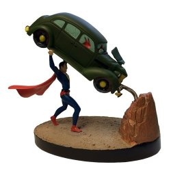 Factory Entertainment Dc Comics Superman Action Comic 1 Premium Motion Statue