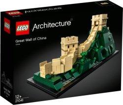 Lego Architecture - Great Wall Of China