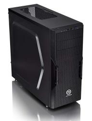 Versa Thermaltake H22 Spcc Atx Mid Tower Computer Chassis CA-1B3-00M1NN-00