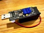Moonlander 2 USB Scrypt Miner