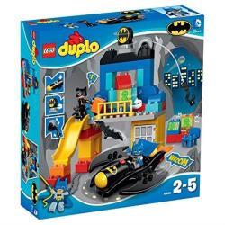 Lego? Duplo? Super Heroes 10545 Batcave Adventure 59 Piece Building Kit