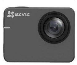 Ezviz S3 8MP 4K Action Sports Camera - Black