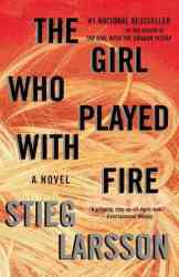 The Girl Who Played With Fire - Stieg Larsson Paperback