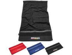 Slazenger Wembley Gym Towel - Black