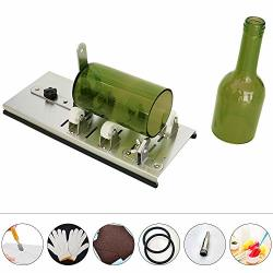 Glass Bottle Cutter Round Bottle Cutting Machine Diy Machine For Cutting Wine Beer Liquor Whiskey Alcohol Champagne Water Or Sod