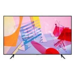 "Samsung Q60T 50"" QLED Flat Smart TV"