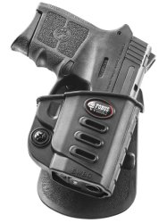 FOBUS Paddle Holster Smith & Wesson Body Guard