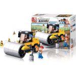 Sluban Town Construction Series - Road Roller