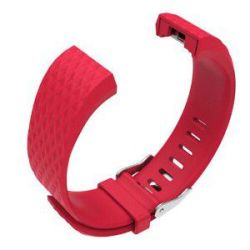 Killerdeals Ladies Silicone Strap For Fitbit Charge 2 - Red