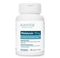EuroVital Melatonin For Healthy Sleep - 10MG